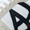 Armani Jeans Sneaker aus Veloursleder mit Meshbesatz Weiß - 1