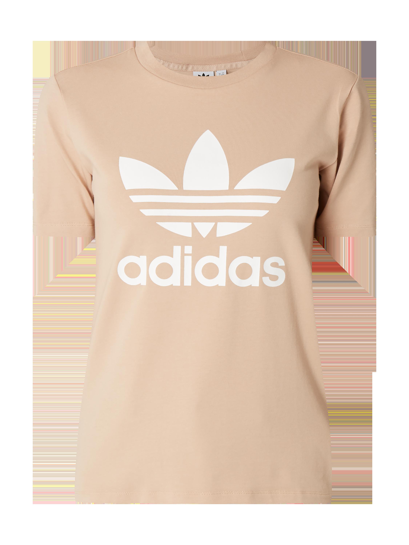 Kaufen In Online Adidas Print Logo Rosé Originals Shirt Mit T nSwvqAO