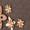 MICHAEL Michael Kors Crossbody Bag aus Saffianoleder Dunkelbraun - 1