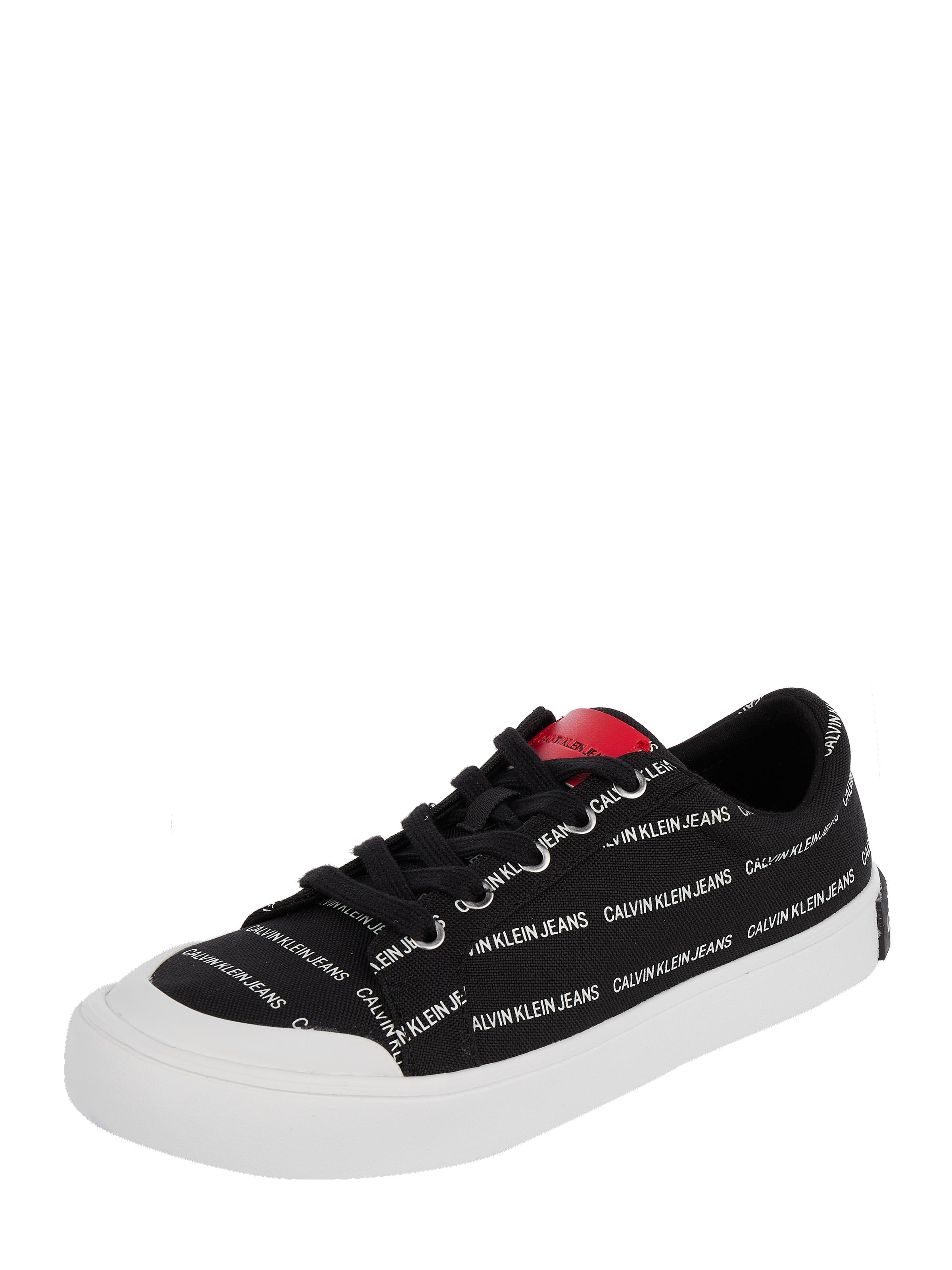 "Calvin Klein Jeans – Sneakersy ""Domezia"" płócienne – Czarny"