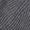REVIEW Strickmütze mit breitem Umschlag Mittelgrau meliert - 1