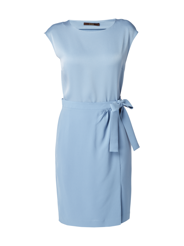 WINDSOR Kleid mit seitlicher Schnürung in Blau / Türkis online ...