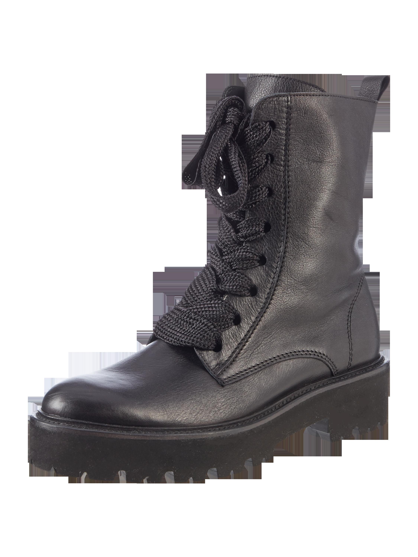 Damen Schuhe Stiefel designer Schnurstiefel Boots 9669 Camel 36