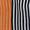 Someday Schal mit grafischem Muster Dunkelblau - 1