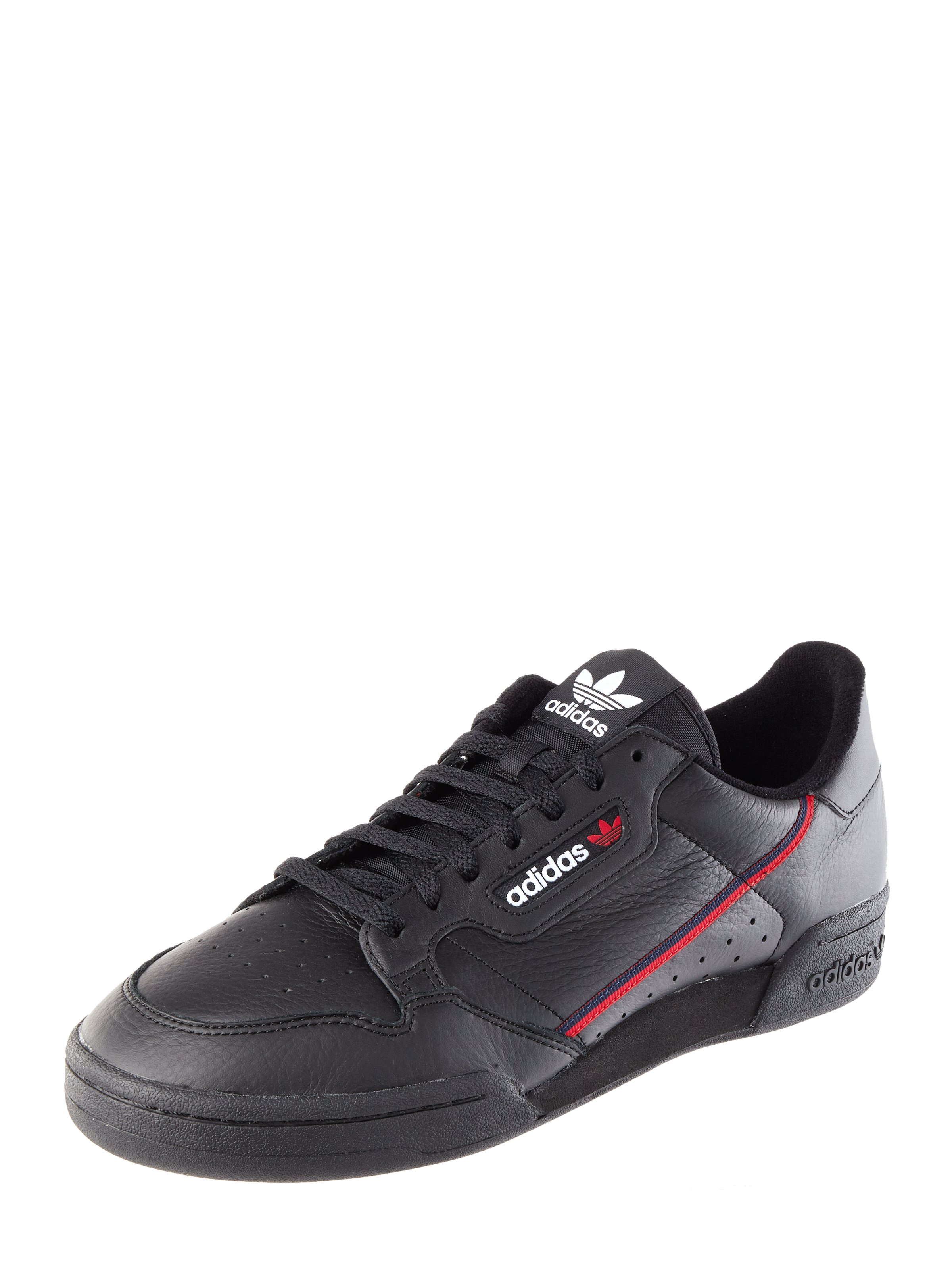 ADIDAS Originals – Sneaker 'Continental 80' aus Leder – Schwarz