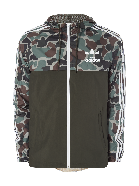 Muster Grün In Camouflage Originals Online Kaufen Jacke Adidas Mit axpYIwq