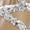 Buffalo High Heels mit Glitterbesatz Silber - 1
