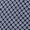 Christian Berg Men Krawatte aus Seide mit floralem Muster Marineblau - 1