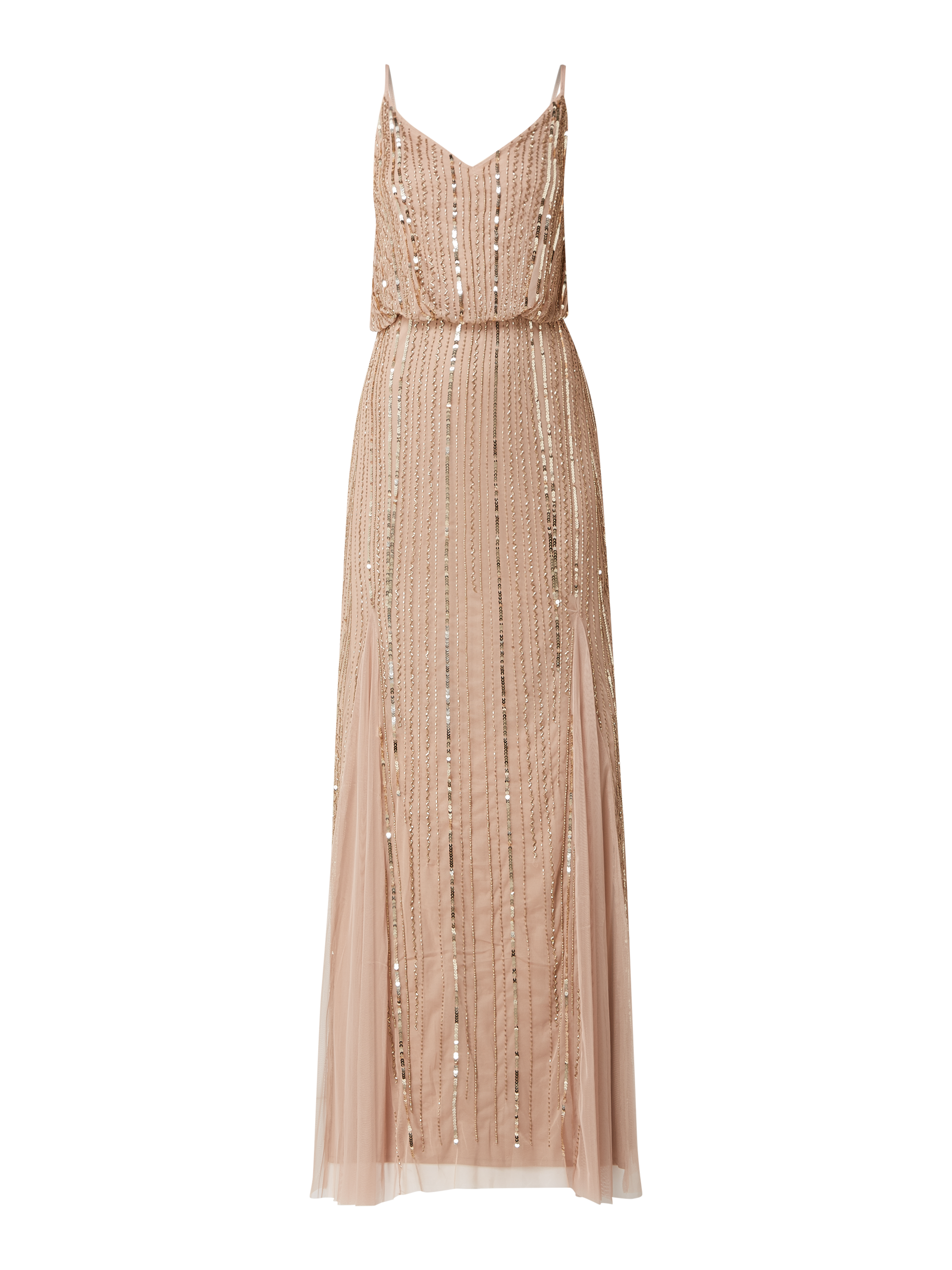 taupe beaded kleid new arrivals 1111b11 11bd11