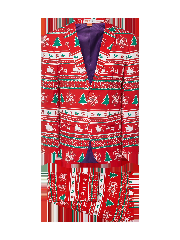 2619b20eb2 OPPOSUITS Garnitur z motywem świątecznym w kolorze Czerwony zakupy online  (9917763) w P C ▷ wysyłka i zwrot 0zł