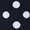 Montego Pullover mit Punktemuster Marineblau - 1