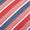 Christian Berg Men Krawatte aus Seide mit Streifenmuster Rot - 1