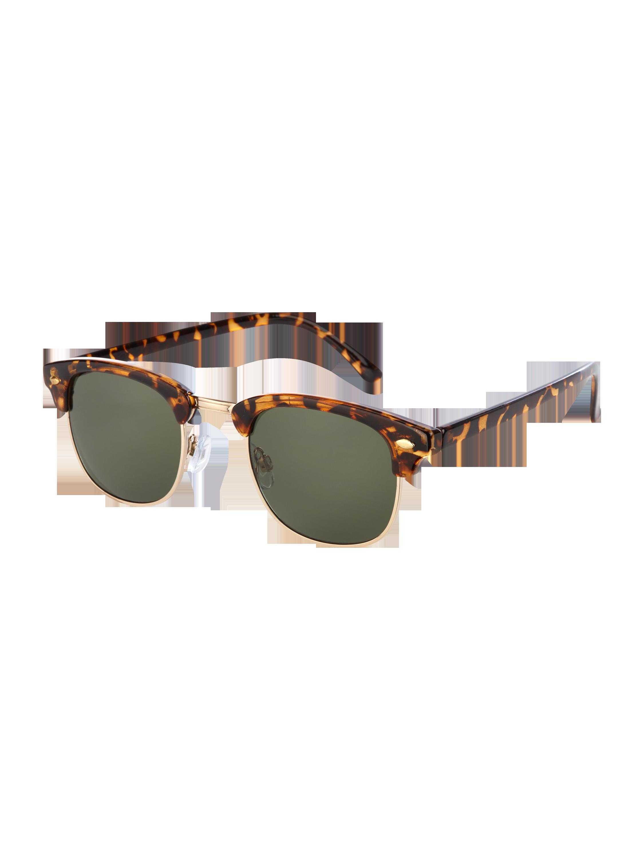REVIEW Sonnenbrille mit Rahmen in Hornoptik in Braun online kaufen ...