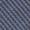 Hugo Krawatte mit Webmuster Blau - 1