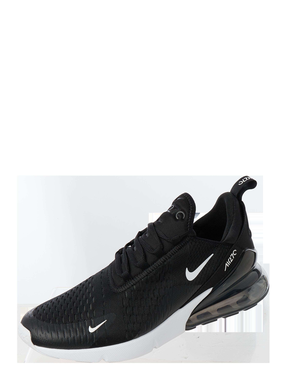 Nike – Sneaker aus Mesh Modell 'Air Max 270' – Schwarz