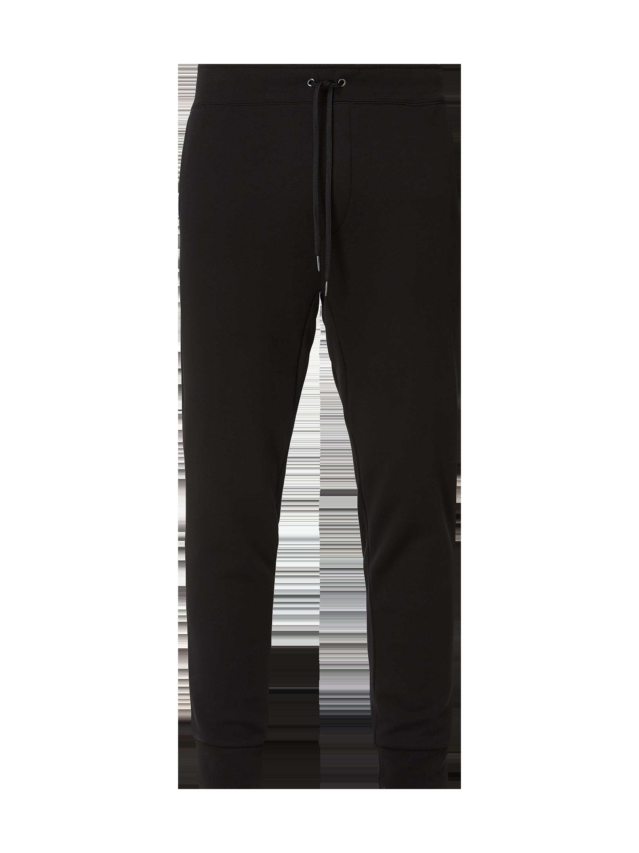 7ace6a3caa246b POLO-RALPH-LAUREN Sweatpants mit elastischen Beinabschlüssen in Grau    Schwarz online kaufen (5825277) ▷ P C Online Shop