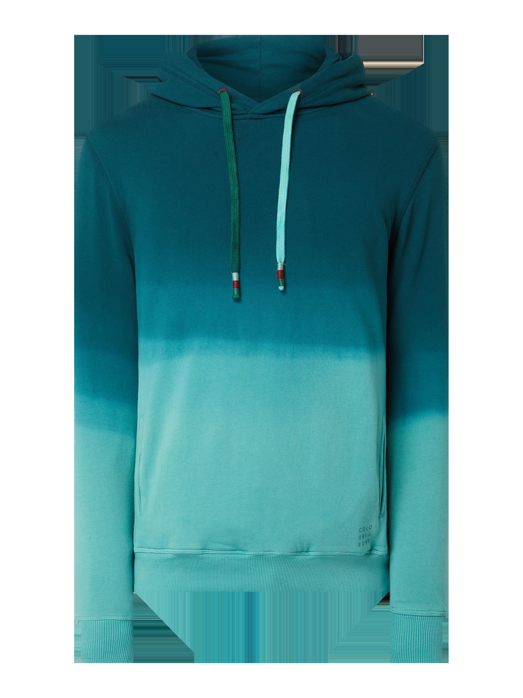 COLOURS & SONS Sweatshirt in Batik Optik in Weiß online