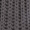 REVIEW Schal mit geknoteten Fransen Mittelgrau - 1