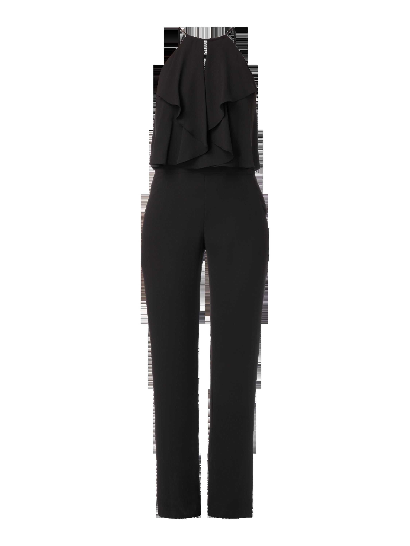 Damen hosenanzug chiffon