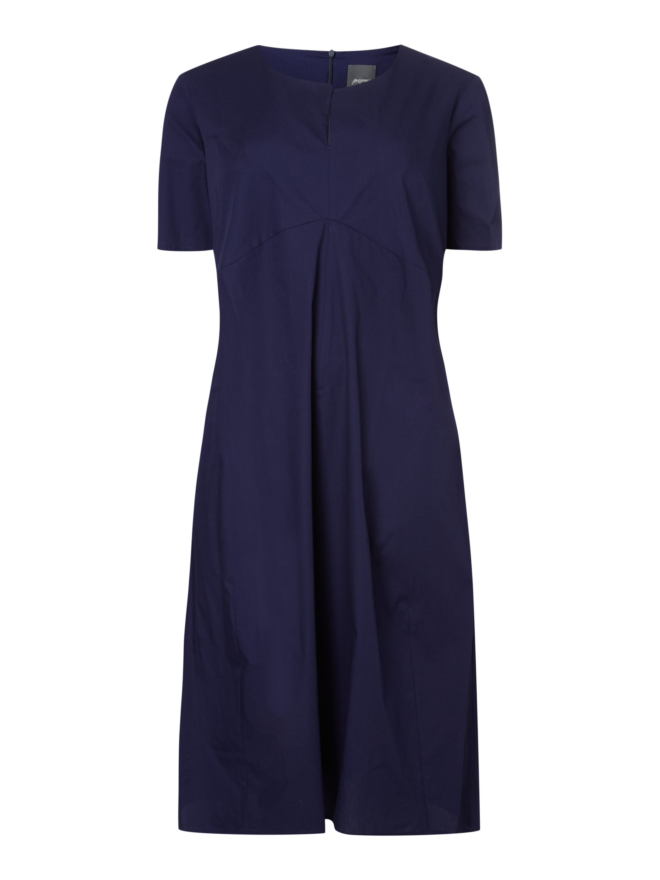 Persona by Marina Rinaldi PLUS SIZE - Kleid mit 1/2-Arm Blau ...
