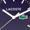 Lacoste Uhr mit Logo-Details Marineblau - 1
