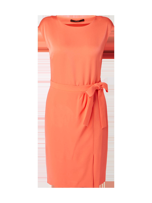 WINDSOR Kleid mit seitlicher Schnürung in Rot online kaufen (9742708 ...