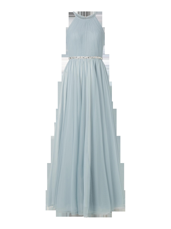 LAONA Abendkleid mit Plisseefalten in Grün online kaufen (9678449 ...