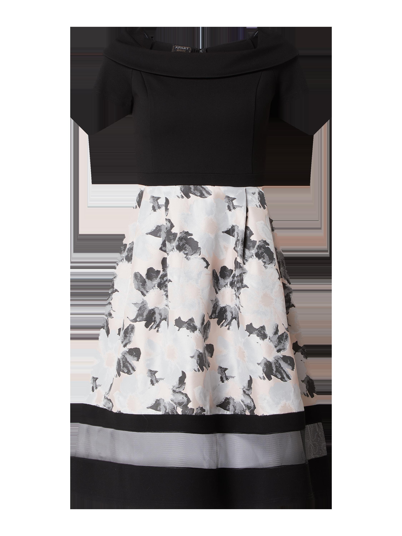 Apart Glamour Kleid Mit Stretch Anteil In Rose Online Kaufen 1231936 P C Online Shop