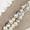 Kennel & Schmenger Sneaker mit Zierperlen und Ziersteinen Beige - 1