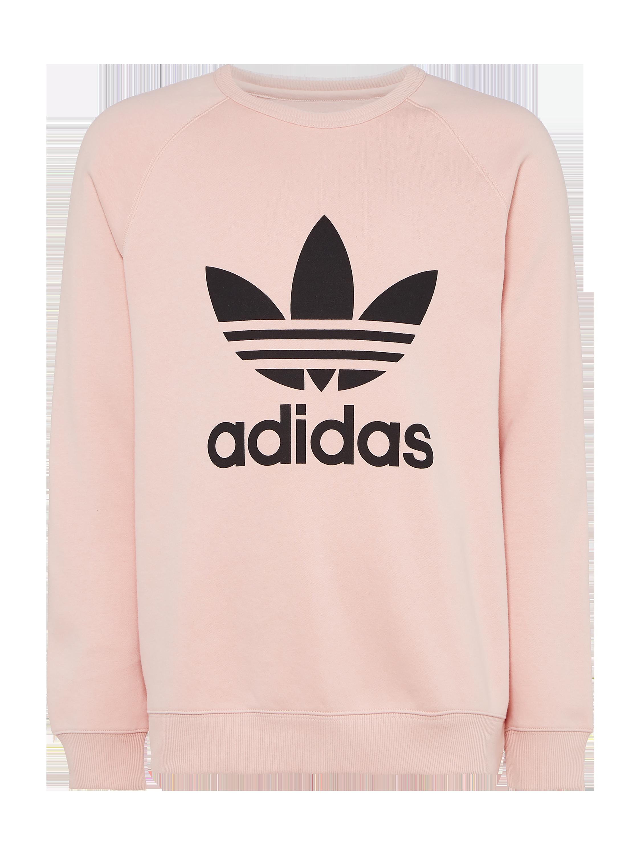 adidas pullover rosa männer
