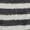 REVIEW Schal mit Streifenmuster Beige - 1