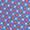 Paul Rosen Men Krawatte mit Punktemuster Blau - 1