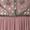 TRUE DECADENCE Abendkleid mit Zierperlenbesatz Altrosa - 1