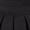 REVIEW Off Shoulder Kleid mit Wellenmuster Schwarz - 1