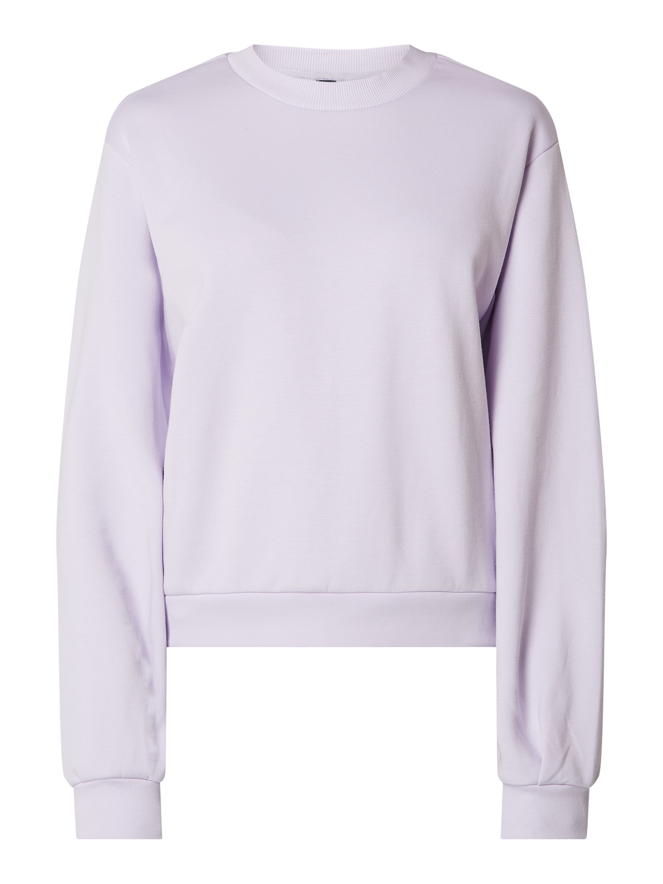 ADIDAS PERFORMANCE Sweatshirt mit Mesheinsatz in Lila online