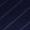 Olymp Level 5 Krawatte mit Streifenmuster Marineblau - 1