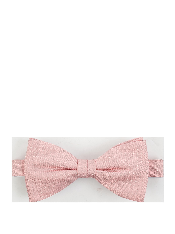 BLICK Fliege aus Seide in Rosé online kaufen (1021645
