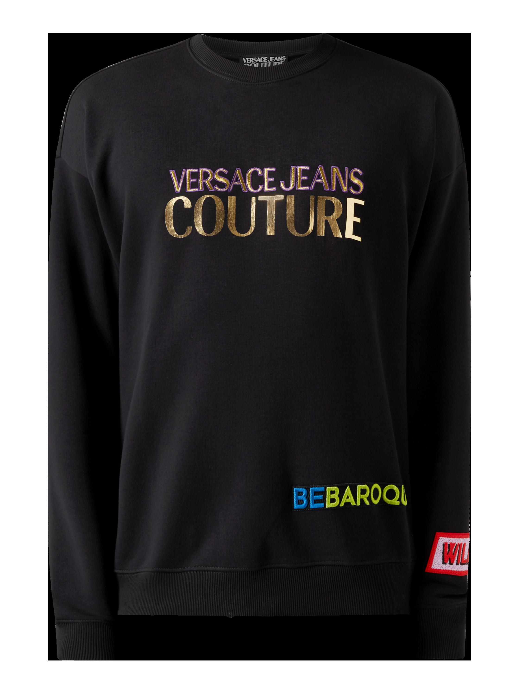 Versace Jeans Pullover Damen Bekleidung Stores Deutschland