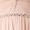 Laona Abendkleid mit Knotendetail Rosé - 1