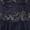 Niente Abendkleid mit floralen Stickereien Marineblau - 1