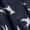 Tom Tailor Loop-Schal mit Allover-Muster Marineblau - 1