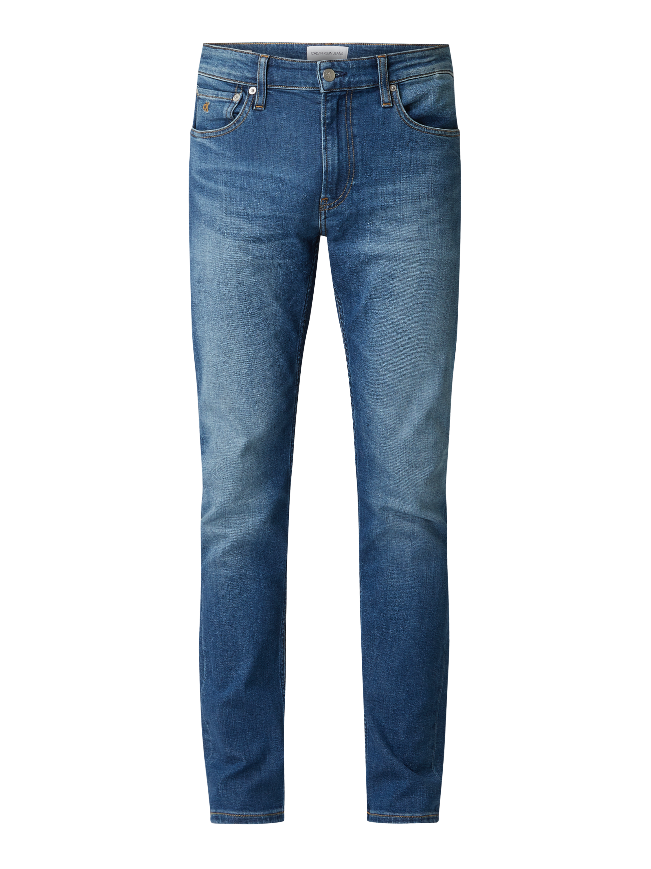 Calvin Klein Jeans – Slim Fit Jeans mit Stretch Anteil – Jeans