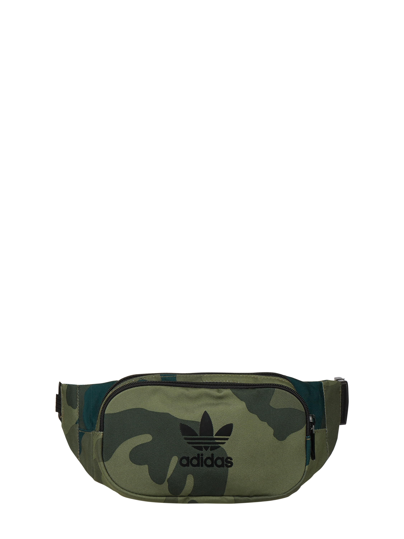 ADIDAS – Bauchtasche mit Camouflage Muster – Olivgrün