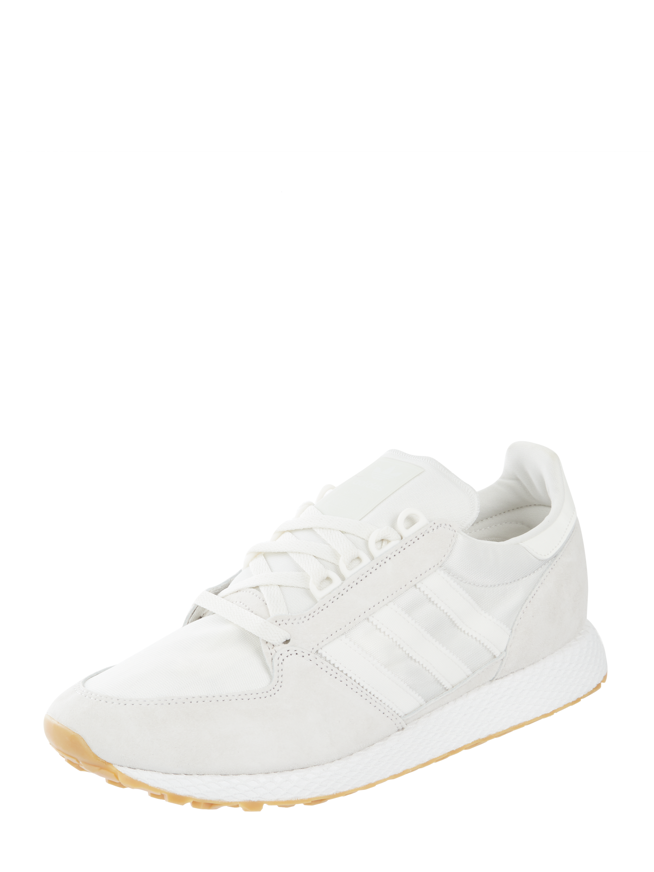 ADIDAS Originals – Sneaker 'Forest Grove' aus Veloursleder – Offwhite