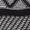 Barts Poncho mit grafischem Muster Schwarz - 1