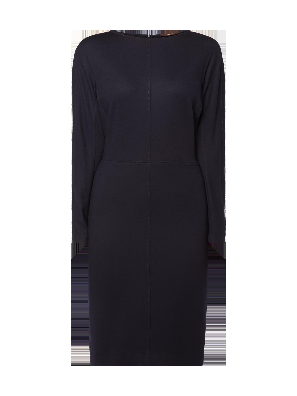 WINDSOR Kleid aus reiner Wolle in Blau / Türkis online kaufen ...