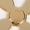 MICHAEL Michael Kors Schlüsselanhänger mit Blüten-Applikationen Weiß - 1