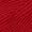 REVIEW Strickmütze mit breitem Umschlag Rot - 1