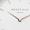 Rosefield Uhr mit Armband aus echtem Leder Rosé - 1