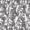 L.Credi Clutch mit Pailletten-Besatz Silber - 1